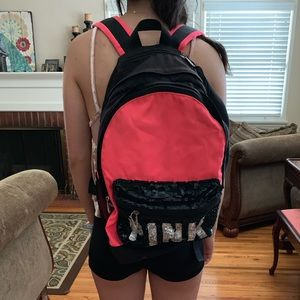 Victoria Secrets PINK backpack